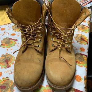 Timberland boots Men's 8